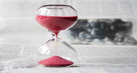 ¿Pasa el tiempo?