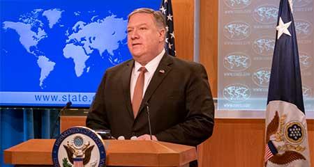 Estados Unidos se une al gobierno interino de Venezuela y otros países para invocar el Tratado Interamericano de Asistencia Recíproca