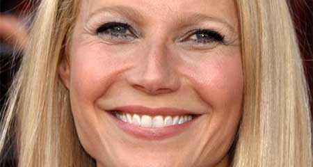 Gwyneth Paltrow (Pepper Pots) confessed to having been drugged when she devised the candles that smell like her vagina